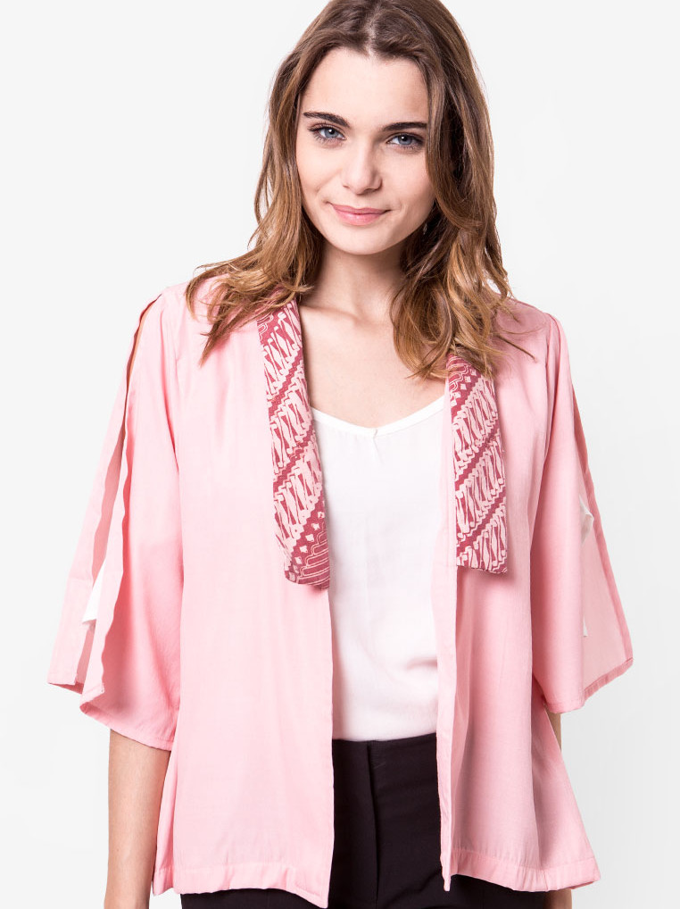 Vicenza Tops [Soft Pink]